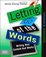 Letting Go of the Words, by Janice (Ginny) Redish