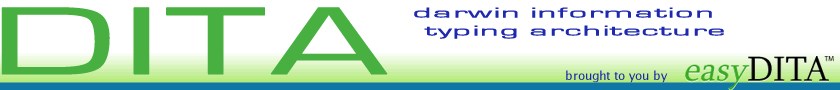 Learn about DITA - Darwin Information Typing Architecture on TechWhirl