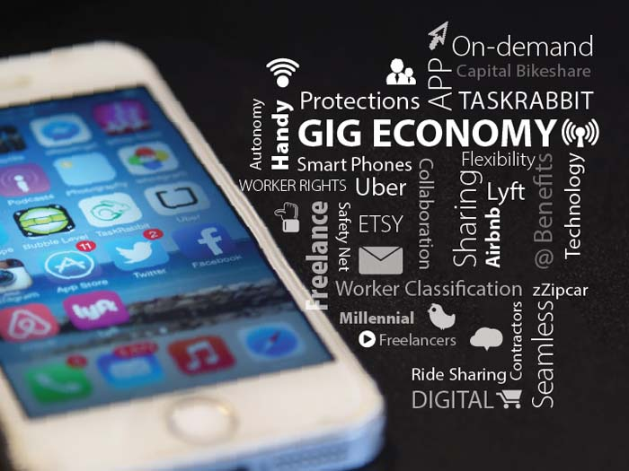 The Gig Economy: Mark Warner on Flickr